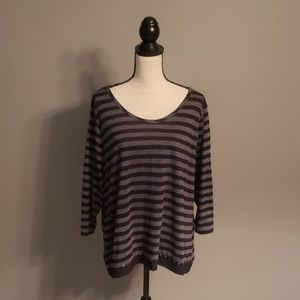 French Laundry Top Size 2X